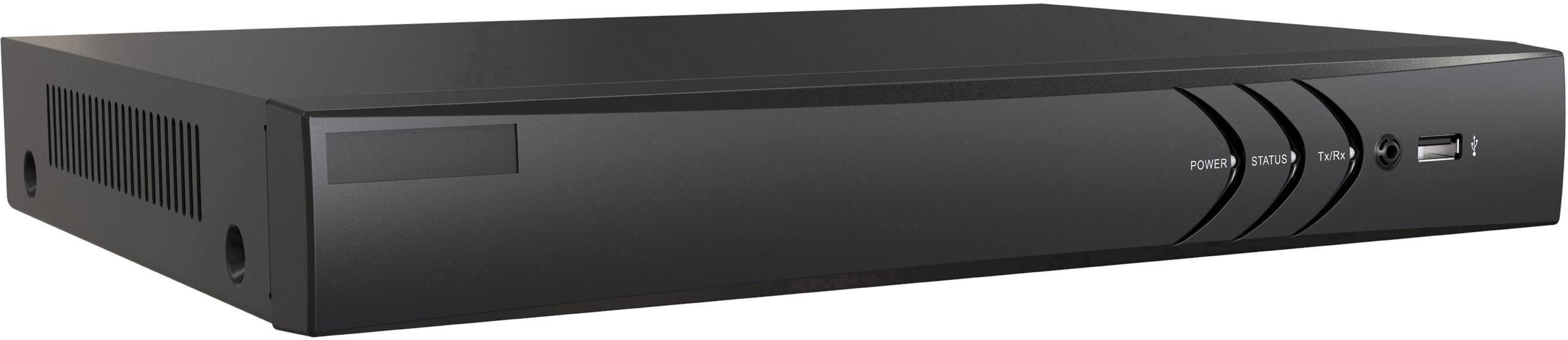 Digitálny videorekordér HiWatch DS-H204U DS-H204U, 4-kanálový