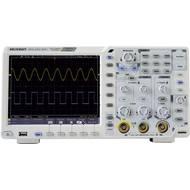 Digitální osciloskop VOLTCRAFT DSO-6102WIFI, 100 MHz, 2kanálový, generátor funkcí, funkce multimetru, s pamětí (DSO)