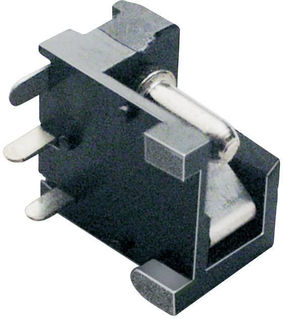 Nízkonapěťový konektor BKL Electronic 072774, zásuvka, vestavná horizontální, 2.1 mm, 1 ks