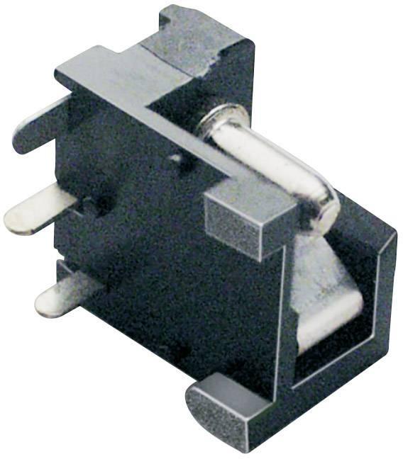 Nízkonapěťový konektor BKL Electronic 072775, zásuvka, vestavná horizontální, 2.5 mm, 1 ks