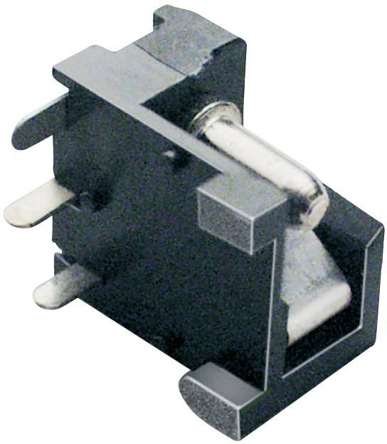 Nízkonapěťový konektor BKL Electronic 072776, zásuvka, vestavná horizontální, 2.1 mm, 1 ks