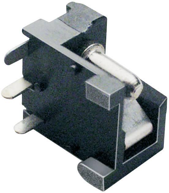 Nízkonapěťový konektor BKL Electronic 072777, zásuvka, vestavná horizontální, 2.5 mm, 1 ks