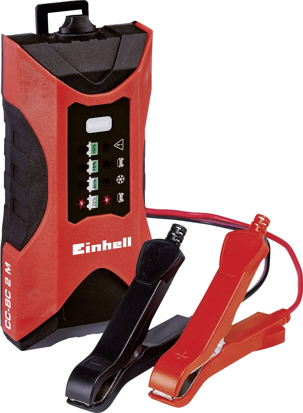 Nabíjačka autobatérie Einhell 1002211 , 6 V, 12 V, 2 A, 2 A