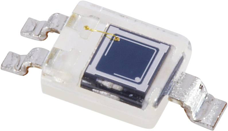 Fotodióda OSRAM SFH 2400, 380 nm - 1100 nm, 1.3 V, číra, nezafarbená