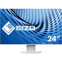 LCD monitor EIZO EV2451-WT blanc, 60.5 cm (23.8 palec),1920 x 1080 Pixel 5 ms, AH-IPS LCD DisplayPort, DVI, HDMI™, VGA, audio, stereo (jack 3,5 mm), USB 3.2 Gen 1 (USB 3.0)