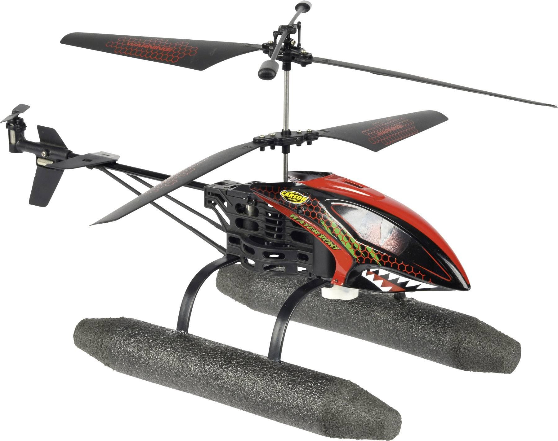 RC vrtuľník Carson RC Sport Easy Tyrann 235 Waterbeast, RtF