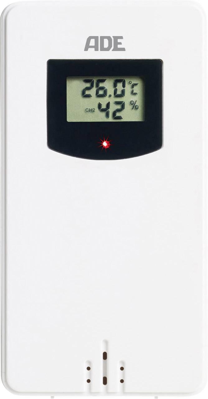 Venkovní teplotní senzor ADE 70227 pro meteostanice zn. ADE
