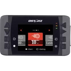 GPS laptimer Qstarz LT-6000S LT-6000S, lokalizace vozidel, černá, oranžová