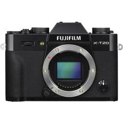 Systémový fotoaparát Fujifilm XT-20, 24.3 MPix, černá
