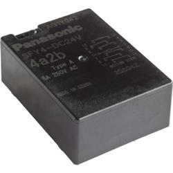 Ochranné relé Panasonic SFY4-DC24V, SFY4-DC24V, 24 V/DC, 4 spínací kontakty, 2 rozpínací kontakty