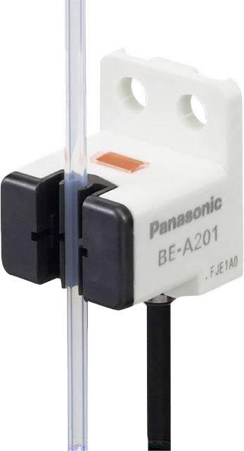 Senzor vzduchových bublín Panasonic BE-A201P, 5 - 24 V/DC, (d x š x v) 20 x 15.5 x 16.5 mm