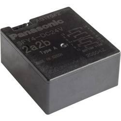Ochranné relé Panasonic SFY3-DC24V, SFY3-DC24V, 24 V/DC, 3 spínací kontakty, 1 rozpínací kontakt