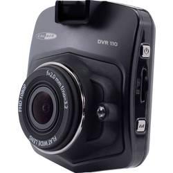 Caliber Audio Technology DVR110, 140 °, mikrofon, displej, akumulátor