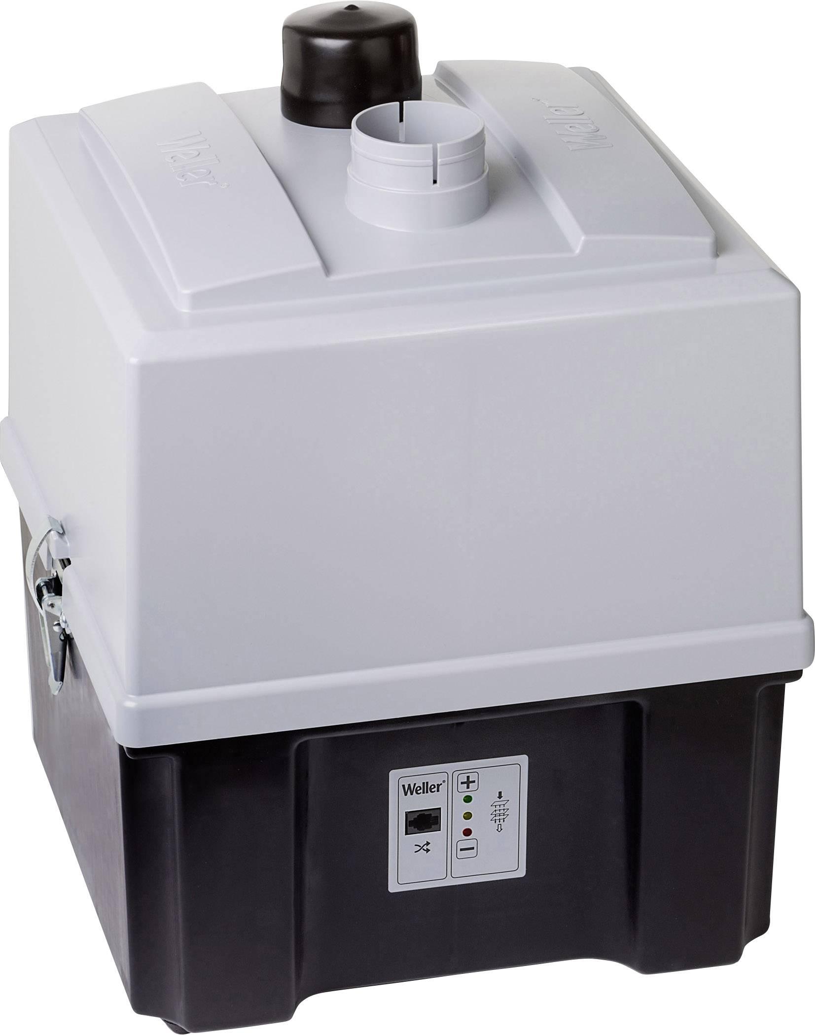 Filter s aktívnym uhlím Weller Professional Zero Smog TL, 120 W, 230 V, 190 m³/h