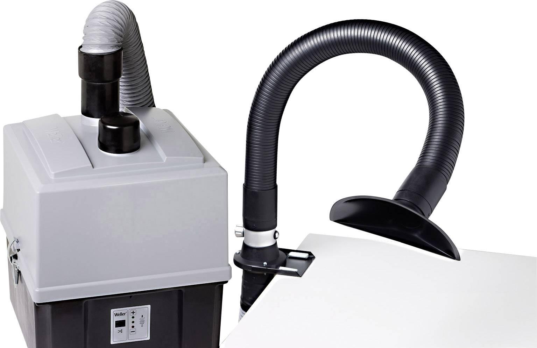 Odsávačka kouře při pájení Weller Professional Zero Smog TL Kit 1 FN, 120 W, 230 V, 190 m³/h