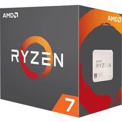 Procesor AMD Ryzen 7 () 8 x 3.4 GHz Octa Core Socket: AMD AM4 95 W