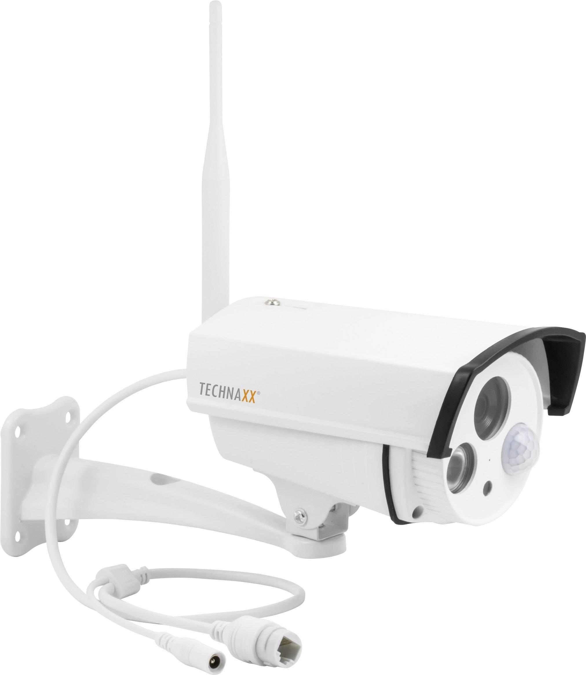 Přídavná kamera Technaxx TX-29/30, max. dosah 50 m