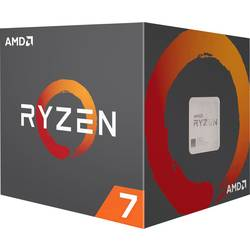 Procesor (CPU) v boxu AMD Ryzen™ 7 () 8 x 3.6 GHz Octa Core Socket: AMD AM4 65 W