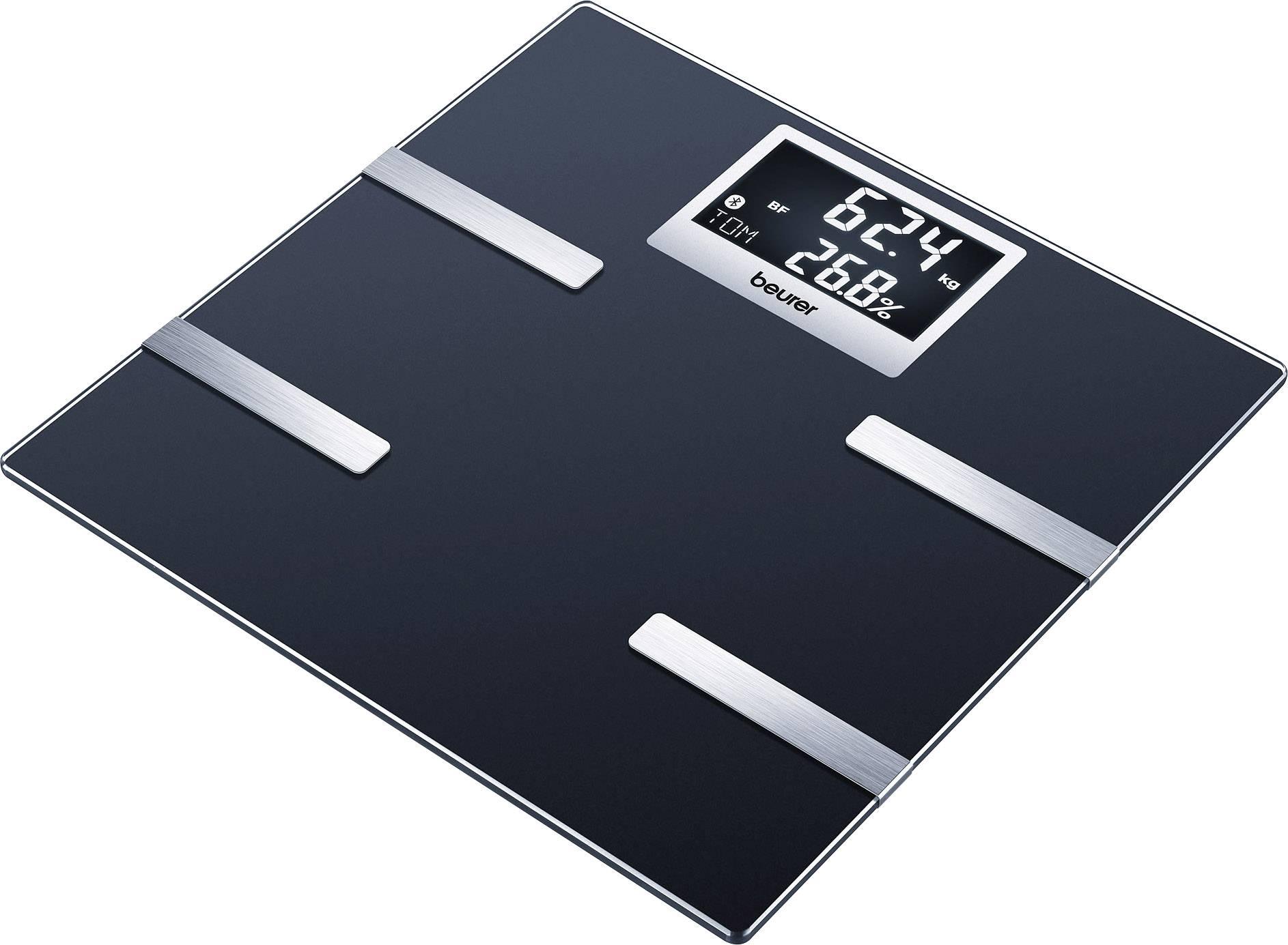 Analyzační váha Beurer BF 700, černá