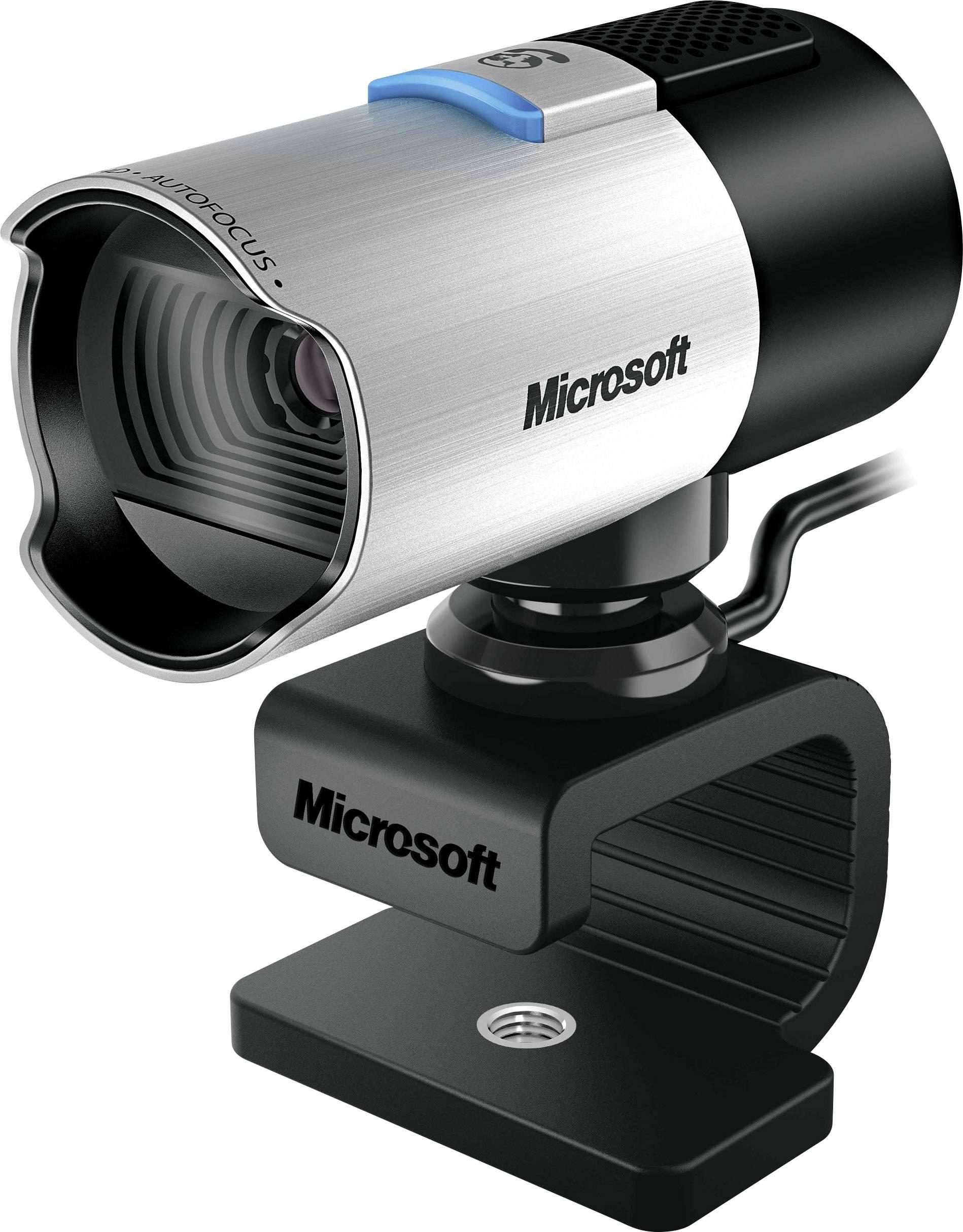 Full HD webkamera Microsoft LifeCam Studio for Business