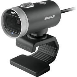 HD webkamera Microsoft LifeCam Cinema, upínací uchycení
