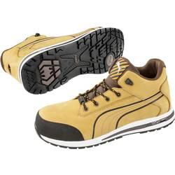 2079d23500034 Bezpečnostná obuv S3 PUMA Safety Dash Wheat Mid HRO SRC 633180-42, veľ.