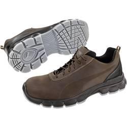 Bezpečnostní obuv ESD S3 PUMA Safety Condor Low ESD SRC 640542-45, vel.: 45, hnědá, 1 pár