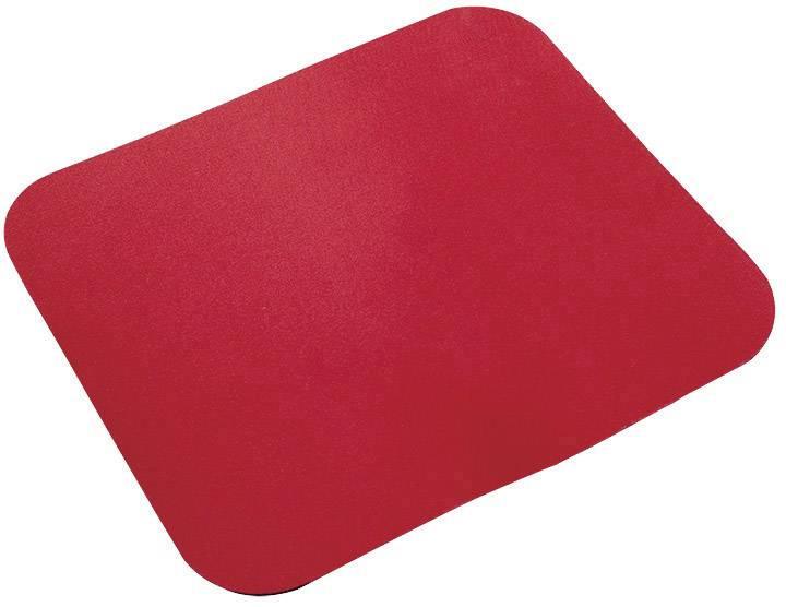 Podložka pod myš LogiLink ID0128, 220 x 250 x 3 , červená