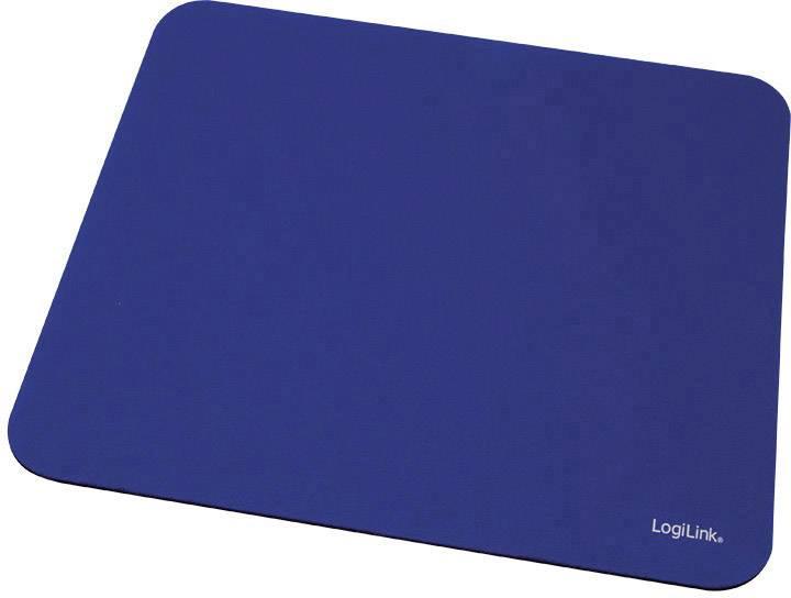 Herná podložka pod myš LogiLink ID0118, 230 x 4 x 204.5, modrá