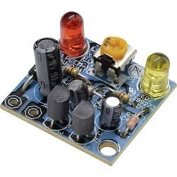 Sada přerušovaného světelného signálu Kemo B092 B092, (d x š) 25 mm x 26 mm