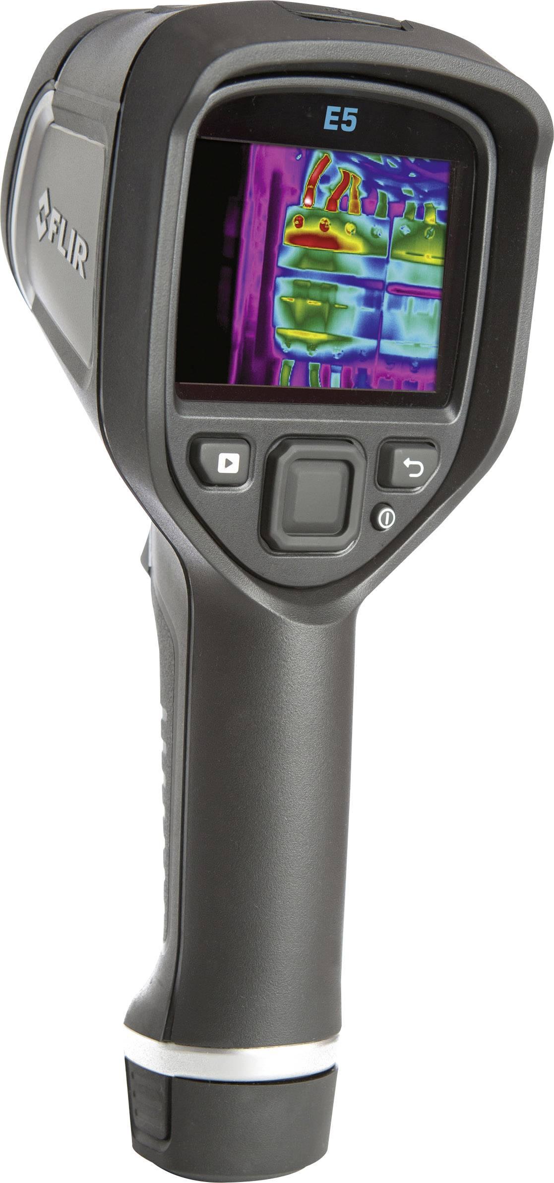 Termokamera FLIR E5 WiFi 63909-0904, 120 x 90 pix