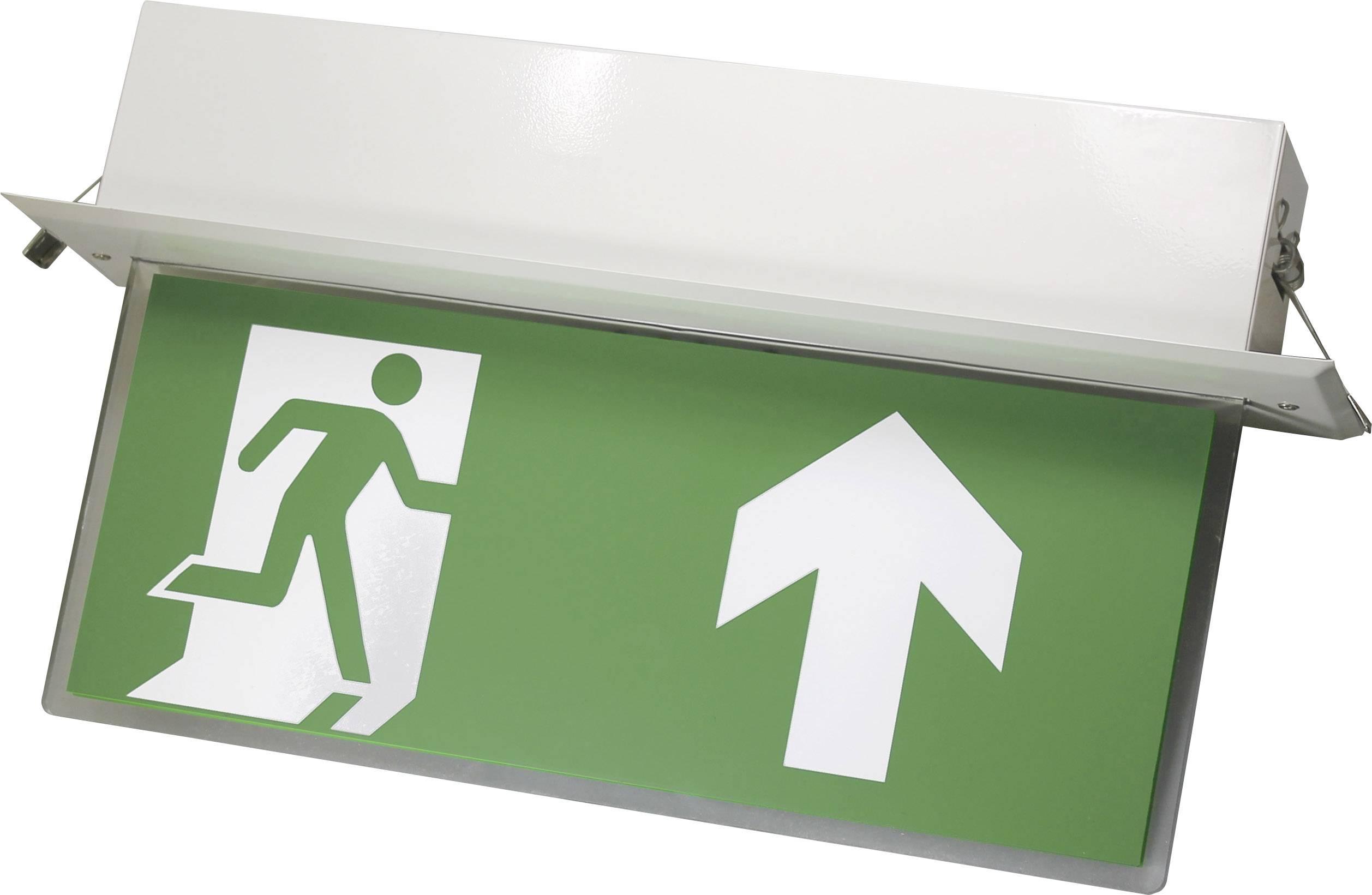 Nouzové osvětlení únikových cest Sensorit Senso-Exit 0301-B