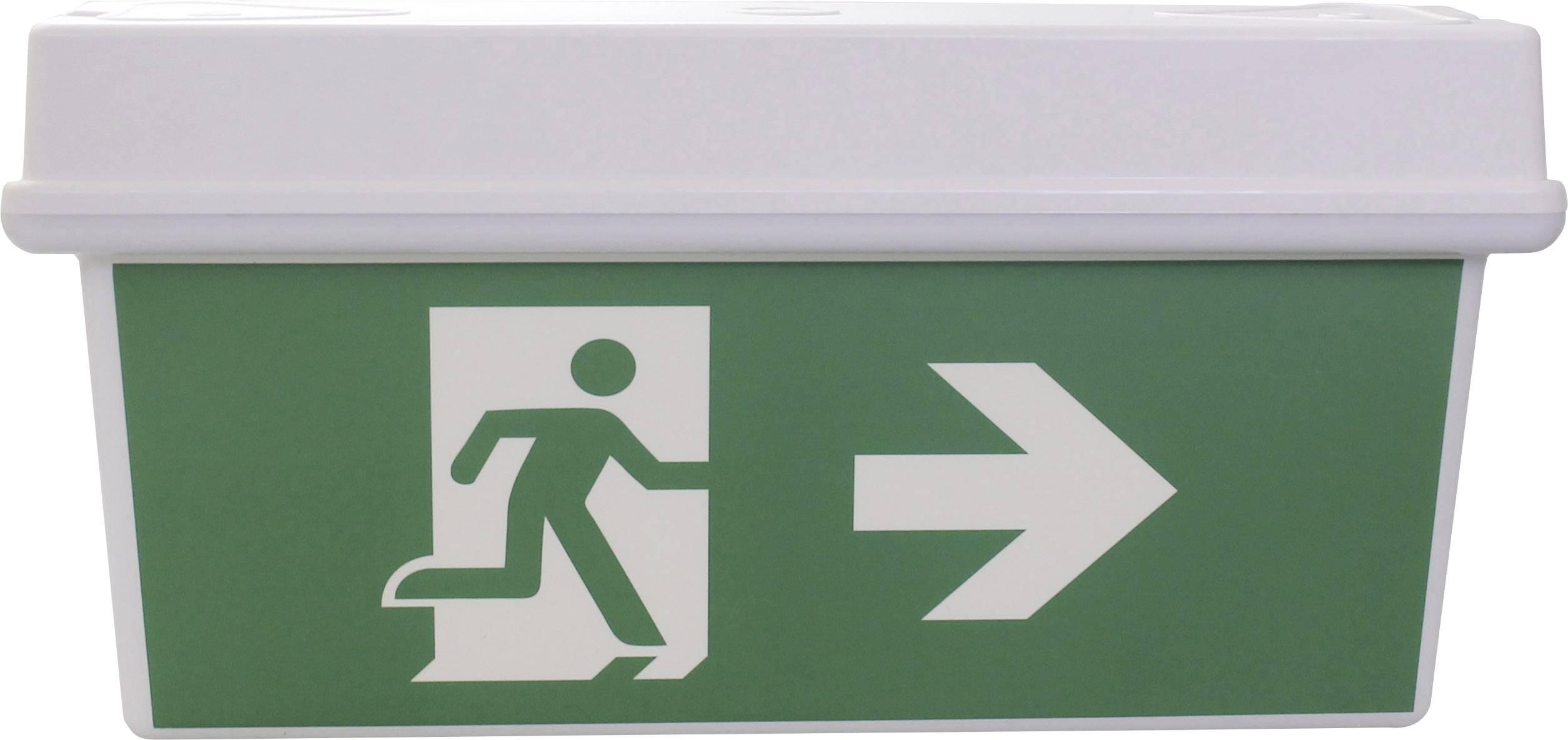 Nouzové osvětlení únikových cest Sensorit Senso-Exit 0306