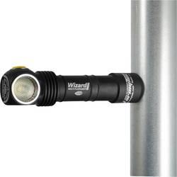 LED čelovka ArmyTek Wizard Pro v3, 4000k F05501SC, 1800 lm, napájeno akumulátorem, 65 g, černá