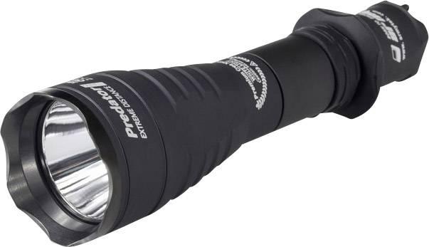 LED vreckové svietidlo (baterka) ArmyTek F01703BC (SKU), 135 g, napájanie z akumulátora, čierna
