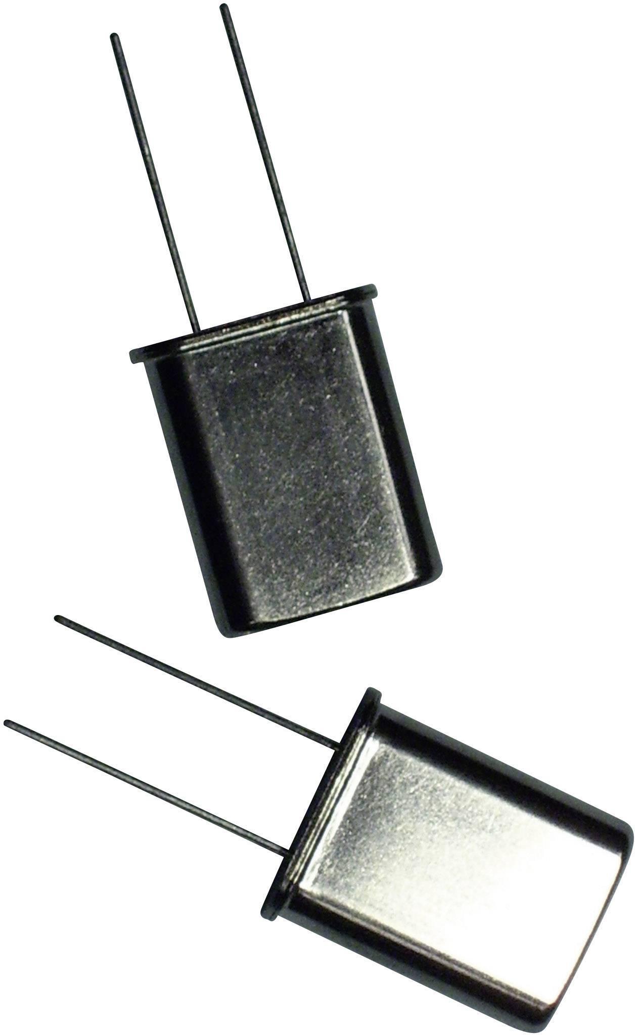 Krystal EuroQuartz, 6 MHz, HC49, 30/50/40/18PF/ATF