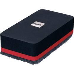 Sigel čistič psací tabule Board-Eraser, 45 mm x 90 mm x 26 mm , fleece, 1 ks