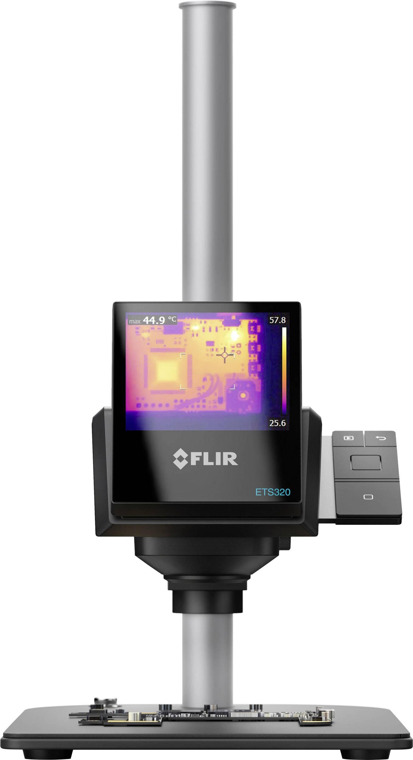 Termálna kamera FLIR ETS320, 320 x 240 pix