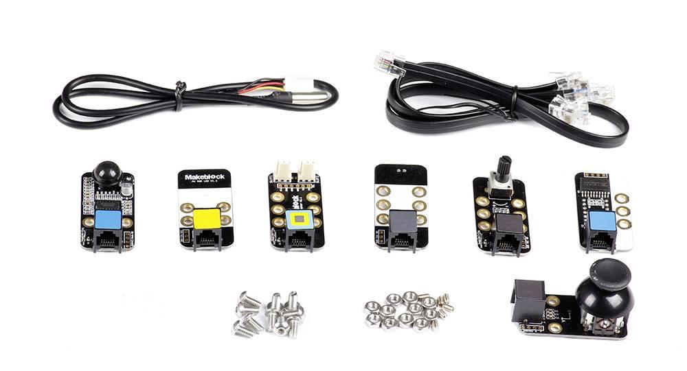 Rozširujúci modul Makeblock Electronic Add-on Pack for Starter Robot Kit 126401