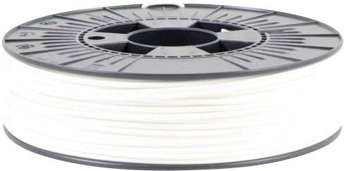 Vlákno pre 3Dtlačiarne, Velleman PLA285W07, PLA plast , 2.85 mm, 750 g, biela