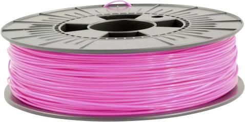 Vlákno pro 3D tiskárny Velleman PLA175P07, PLA plast, 1.75 mm, 750 g, růžová