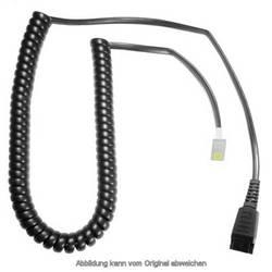 Kabel k telefonnímu headsetu AK-1 PS DEX-QD černá