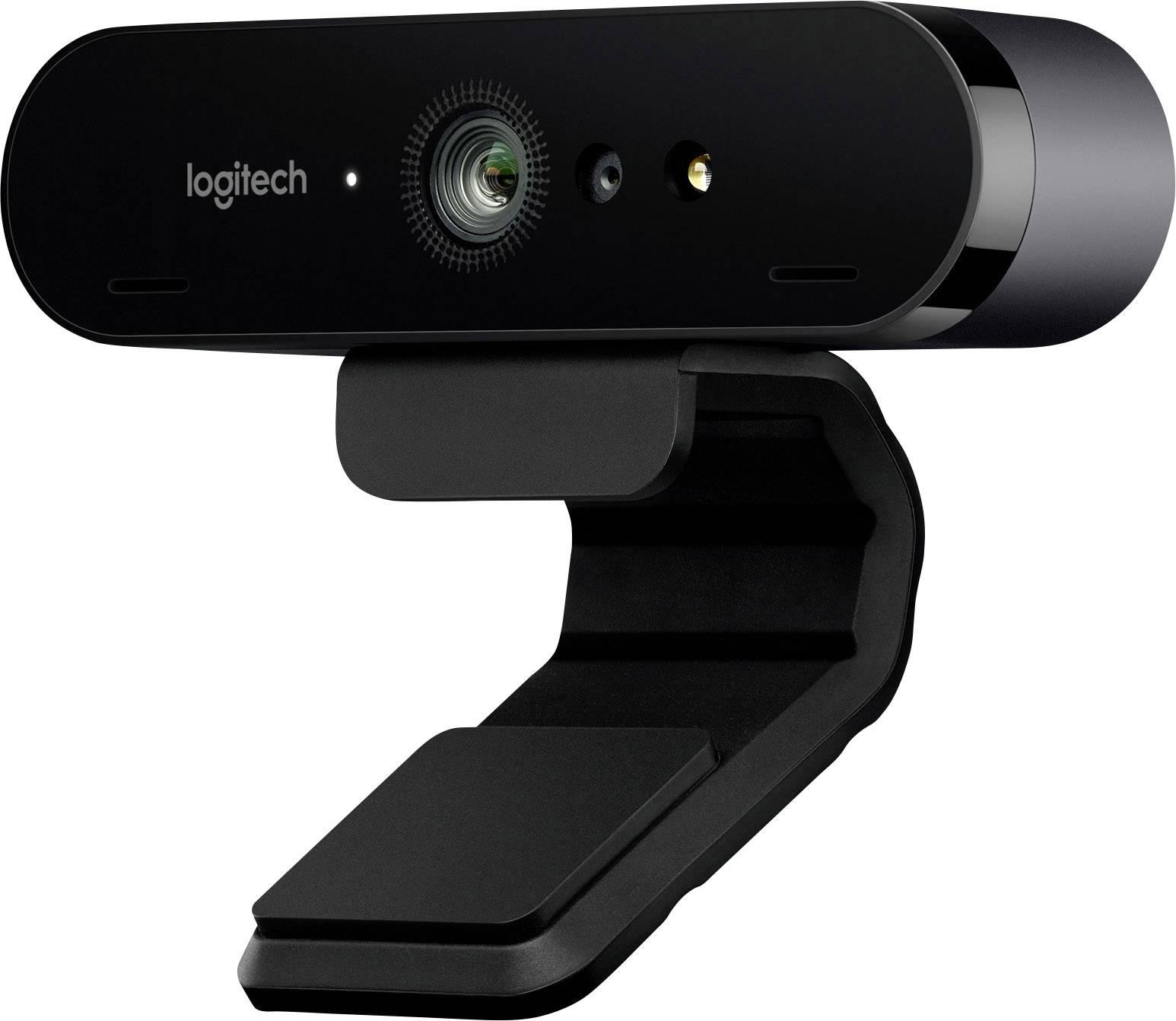 4K webkamera Logitech BRIO