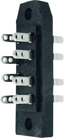 Nožová lišta Telegärtner J00045A0912, počet kontaktov 12, Počet riadkov 2, pólů 12, 1 ks