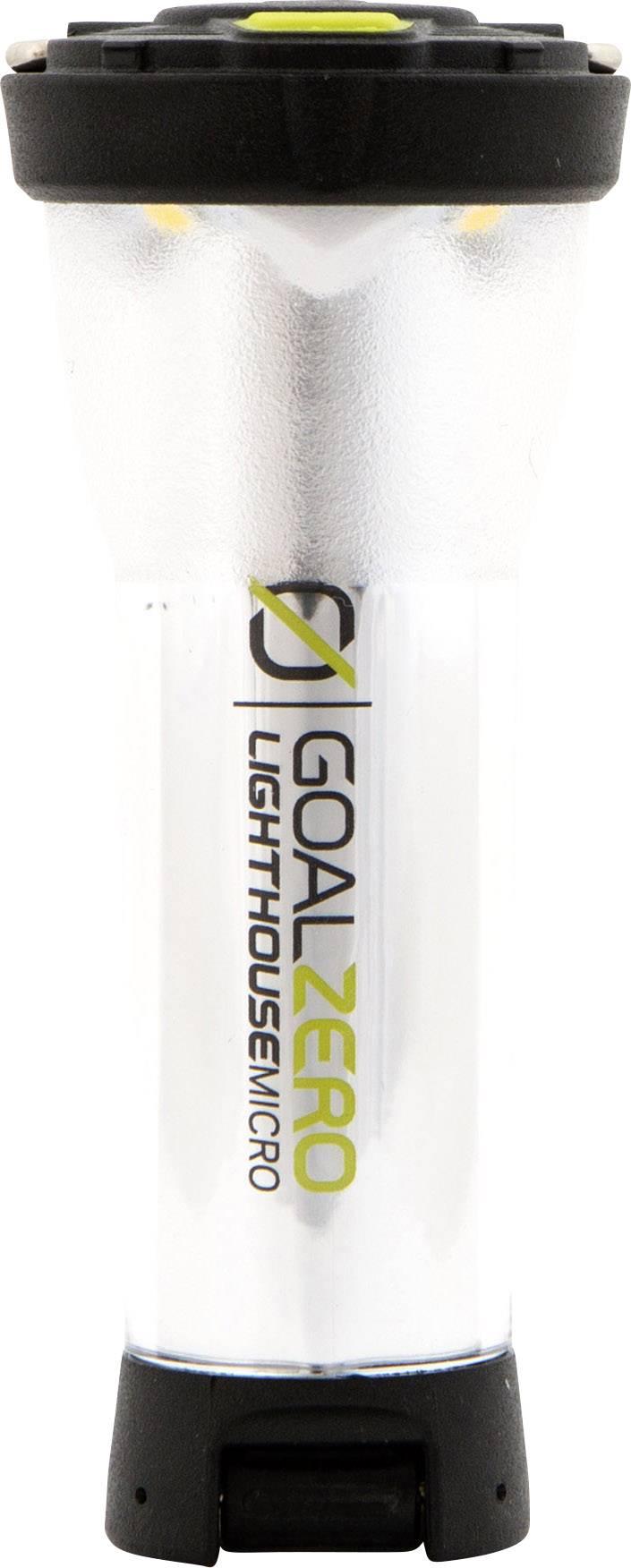 LED campingové osvetlenie Goal Zero Lighthouse Micro 32006, 68 g, čiernožltá