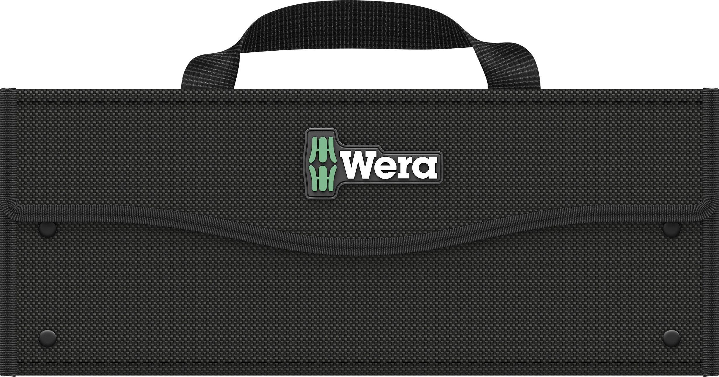 Transportní kufr Wera 2go 3 05004352001, (š x v x h) 325 x 130 x 80 mm