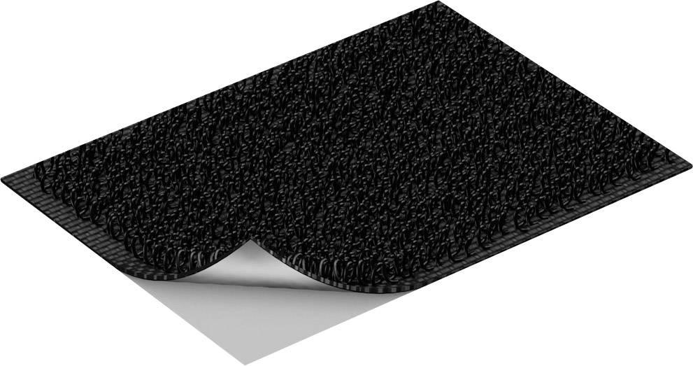 Pásek na suchý zip Wera (d x š) 70 mm x 50 mm, černá, 1 ks
