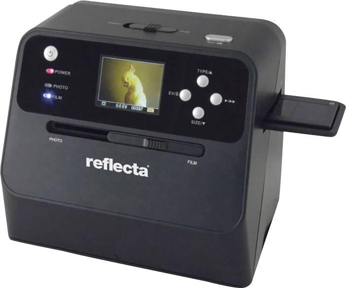 Skener negatívov, skener diapozitívov, skener fotografií, Reflecta Combo Album Scan, N/A