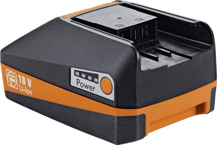 Náhradný akumulátor pre elektrické náradie, Fein 92604171020, 18 V, 2.5 Ah, Li-Ion akumulátor