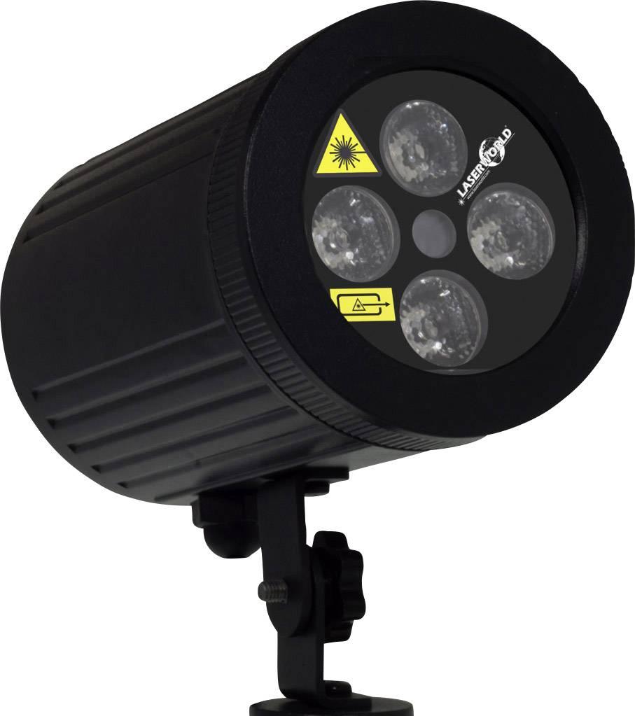 Venkovní laserový efekt Laserworld GS-80